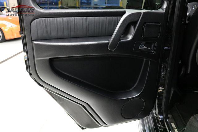 2003 Mercedes-Benz G55 AMG Brabus Upgrades Merrillville, Indiana 25