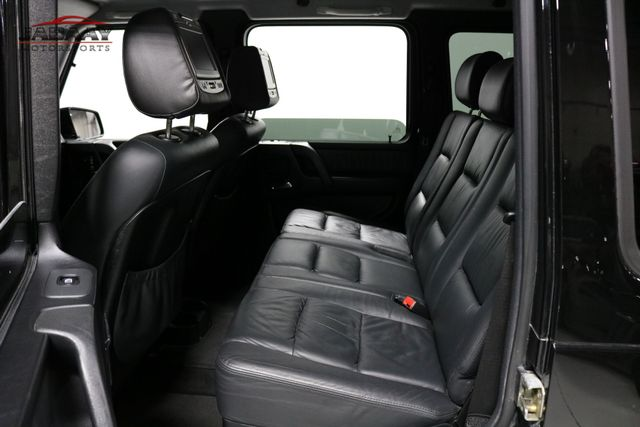 2003 Mercedes-Benz G55 AMG Brabus Upgrades Merrillville, Indiana 12