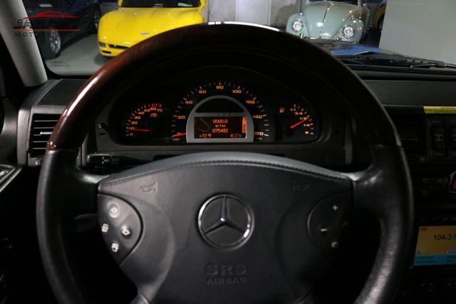 2003 Mercedes-Benz G55 AMG BRABUS Merrillville, Indiana 19