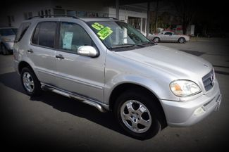 2003 Mercedes Benz ML350 Sport Utility Chico, CA 3