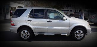 2003 Mercedes Benz ML350 Sport Utility Chico, CA 4