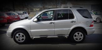 2003 Mercedes Benz ML350 Sport Utility Chico, CA 1