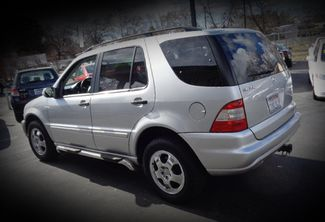 2003 Mercedes Benz ML350 Sport Utility Chico, CA 2