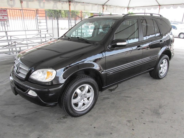 2003 Mercedes ML350 35L Please call or e-mail to check availability All of our vehicles are av