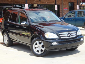 2003 Mercedes-Benz ML350 3.7L in Houston TX