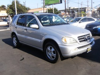 2003 Mercedes-Benz ML350 3.5L Los Angeles, CA 7