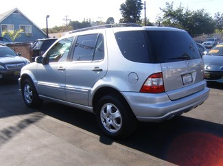 2003 Mercedes-Benz ML350 3.5L Los Angeles, CA 8