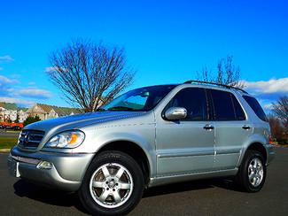 2003 Mercedes-Benz ML500 5.0L AWD Leesburg, Virginia