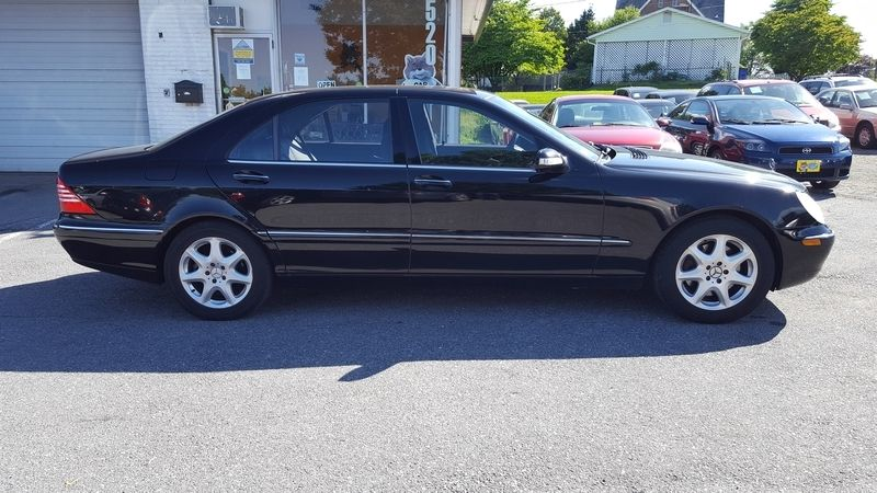2003 Mercedes-Benz S430 43L  in Frederick, Maryland