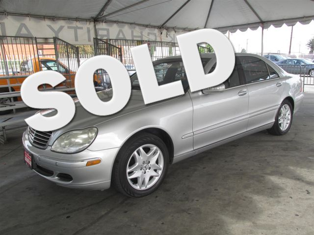 2003 Mercedes S430 43L Please call or e-mail to check availability All of our vehicles are ava
