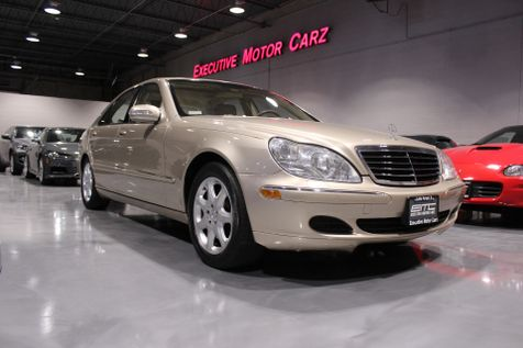 2003 Mercedes-Benz S430 4.3L in Lake Forest, IL