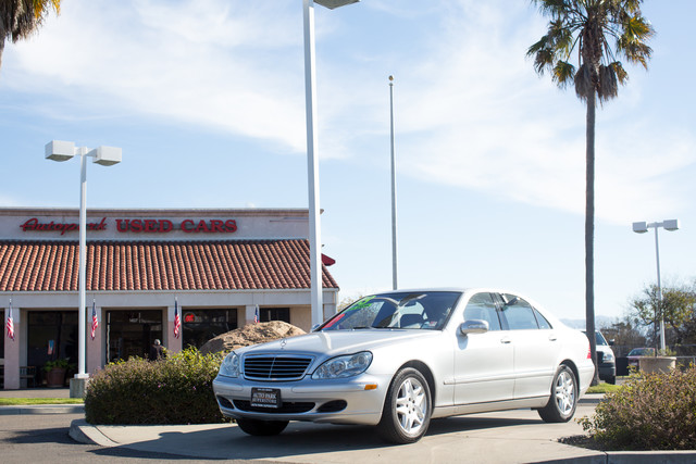 2003 Mercedes S430 43L You wont lack the horsepower or torque you need when driving this powerfu