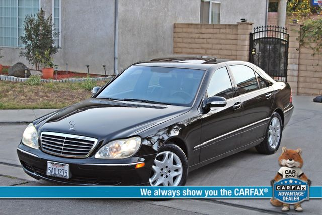 2003 Mercedes-Benz S500 5.0L 54K ORIGINAL MILES AUTOMATIC NEW TIRES XENON LEATHER Woodland Hills, CA 0