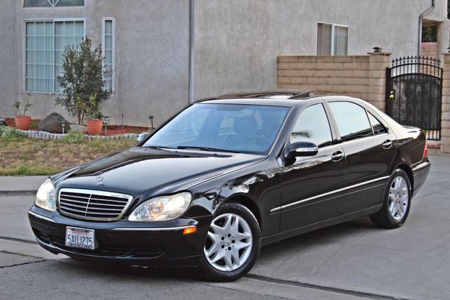2003 Mercedes-Benz S500 5.0L 54K ORIGINAL MILES AUTOMATIC NEW TIRES XENON LEATHER Woodland Hills, CA 1