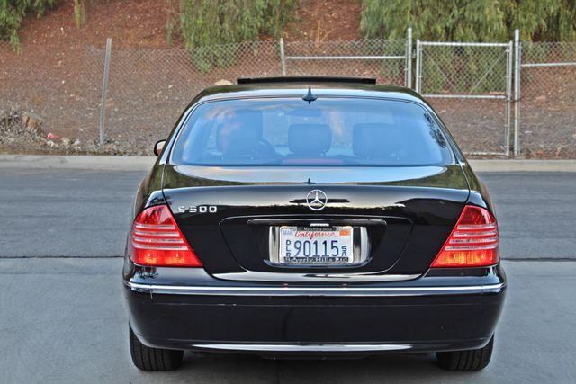 2003 Mercedes-Benz S500 5.0L 54K ORIGINAL MILES AUTOMATIC NEW TIRES XENON LEATHER Woodland Hills, CA 6