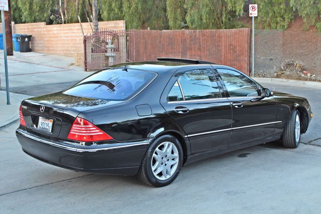 2003 Mercedes-Benz S500 5.0L 54K ORIGINAL MILES AUTOMATIC NEW TIRES XENON LEATHER Woodland Hills, CA 33