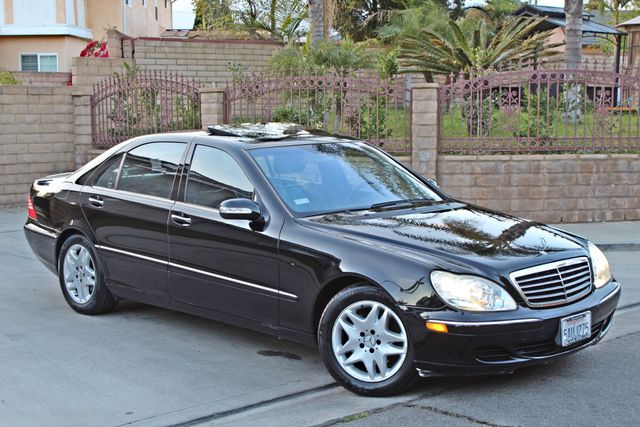 2003 Mercedes-Benz S500 5.0L 54K ORIGINAL MILES AUTOMATIC NEW TIRES XENON LEATHER Woodland Hills, CA 10
