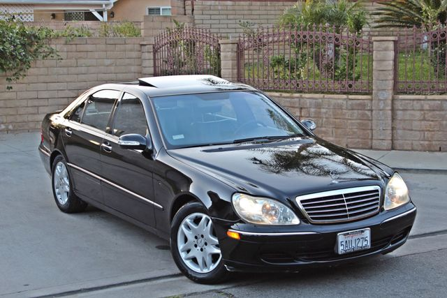 2003 Mercedes-Benz S500 5.0L 54K ORIGINAL MILES AUTOMATIC NEW TIRES XENON LEATHER Woodland Hills, CA 11