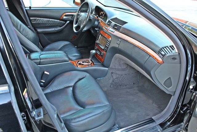 2003 Mercedes-Benz S500 5.0L 54K ORIGINAL MILES AUTOMATIC NEW TIRES XENON LEATHER Woodland Hills, CA 24