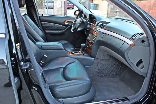 2003 Mercedes-Benz S500 5.0L 54K ORIGINAL MILES AUTOMATIC NEW TIRES XENON LEATHER Woodland Hills, CA 25