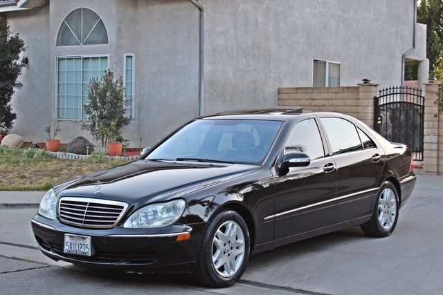 2003 Mercedes-Benz S500 5.0L 54K ORIGINAL MILES AUTOMATIC NEW TIRES XENON LEATHER Woodland Hills, CA 31
