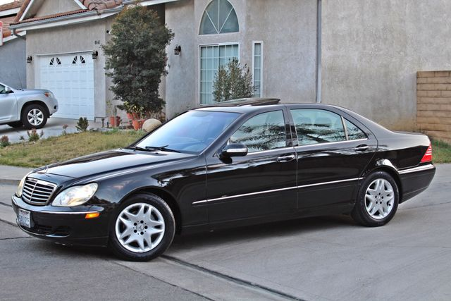 2003 Mercedes-Benz S500 5.0L 54K ORIGINAL MILES AUTOMATIC NEW TIRES XENON LEATHER Woodland Hills, CA 2