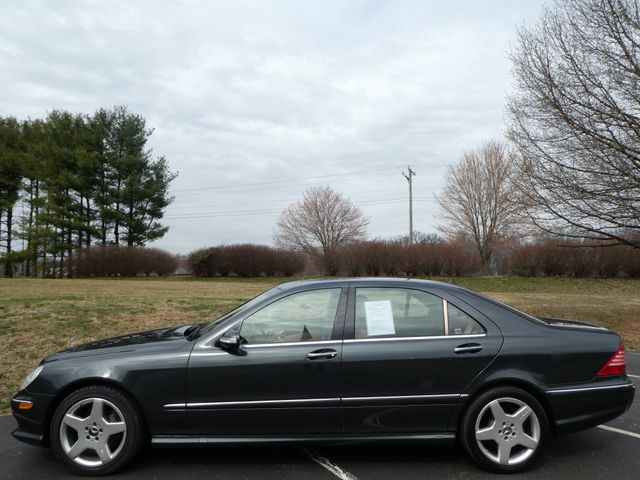 2003 Mercedes-Benz S500 5.0L Leesburg, Virginia 1