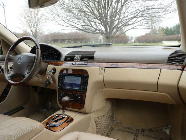 2003 Mercedes-Benz S500 5.0L Leesburg, Virginia 12