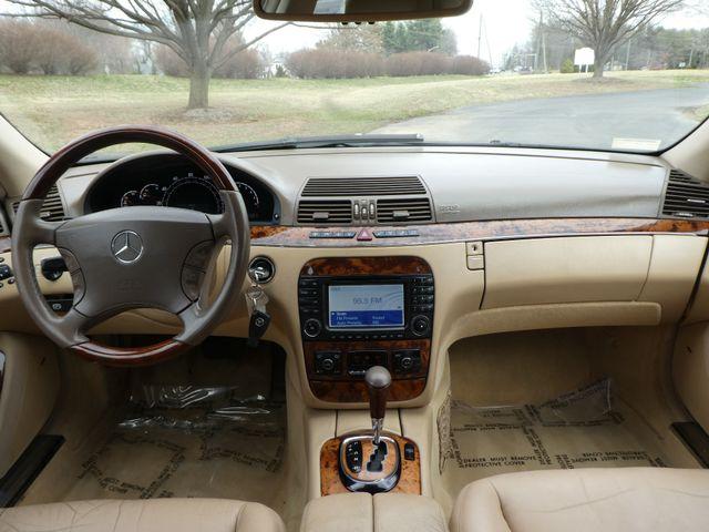 2003 Mercedes-Benz S500 5.0L Leesburg, Virginia 14