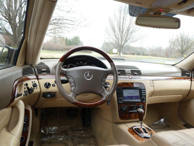 2003 Mercedes-Benz S500 5.0L Leesburg, Virginia 16