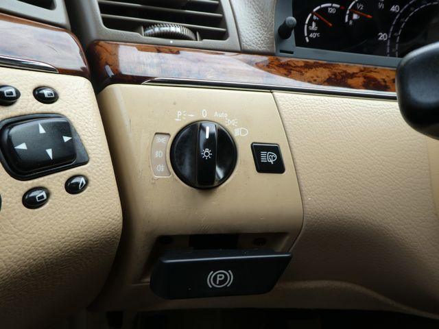 2003 Mercedes-Benz S500 5.0L Leesburg, Virginia 23
