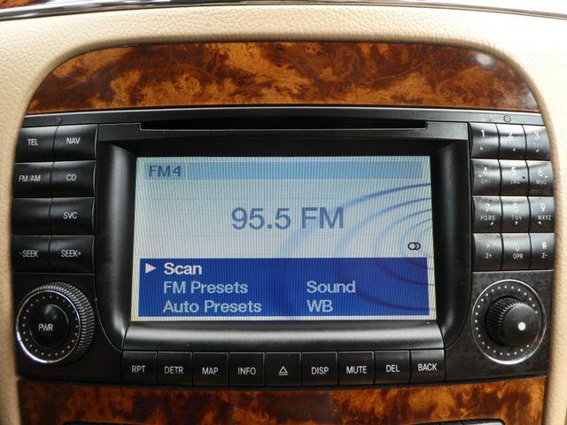 2003 Mercedes-Benz S500 5.0L Leesburg, Virginia 26
