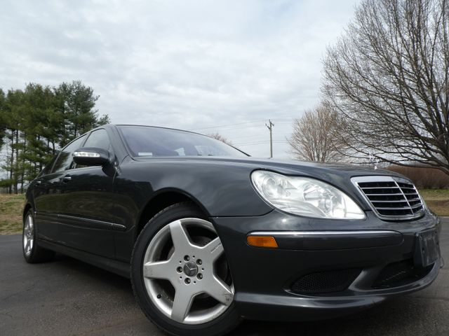 2003 Mercedes-Benz S500 5.0L Leesburg, Virginia 3