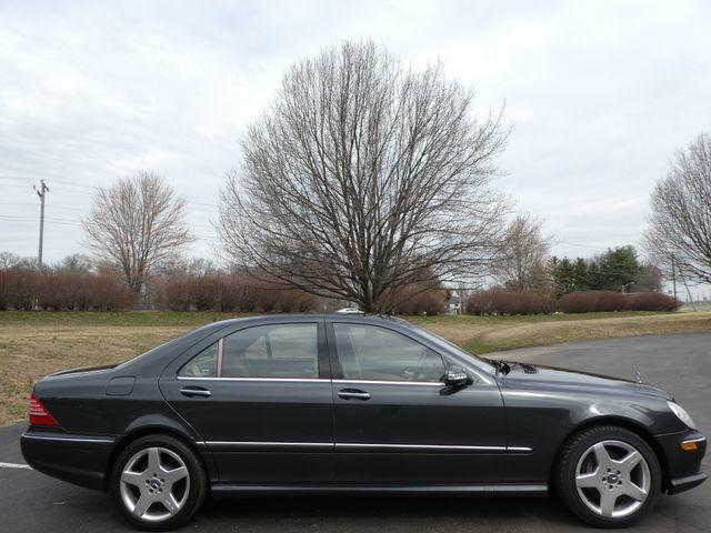 2003 Mercedes-Benz S500 5.0L Leesburg, Virginia 4
