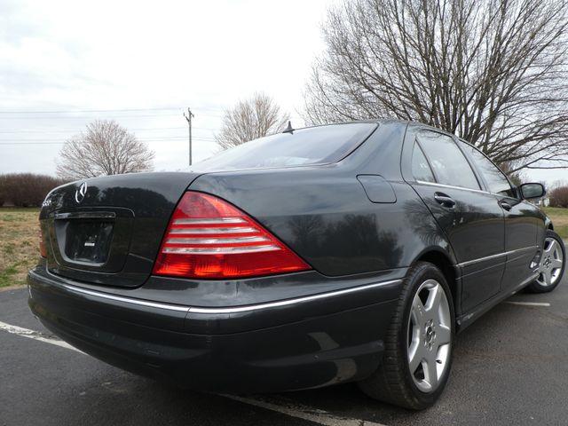 2003 Mercedes-Benz S500 5.0L Leesburg, Virginia 7