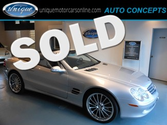 2003 Mercedes-Benz SL500 SL500 Bridgeville, Pennsylvania