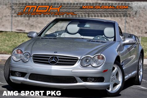 2003 Mercedes-Benz SL500 - SPORT AMG PKG - ONLY 39K MILES in Los Angeles