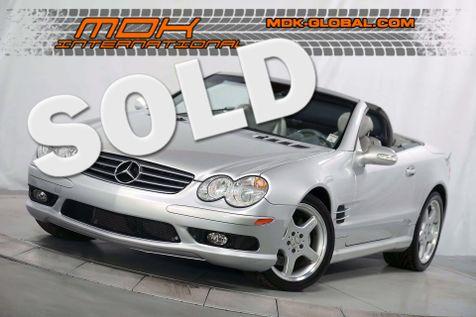 2003 Mercedes-Benz SL500 - SPORT AMG PKG - ONLY 39K MILES in Los Angeles