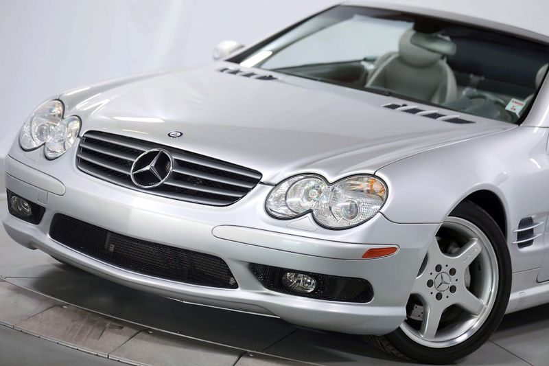 2003 Mercedes-Benz SL500 - SPORT AMG PKG - ONLY 39K MILES  city California  MDK International  in Los Angeles, California