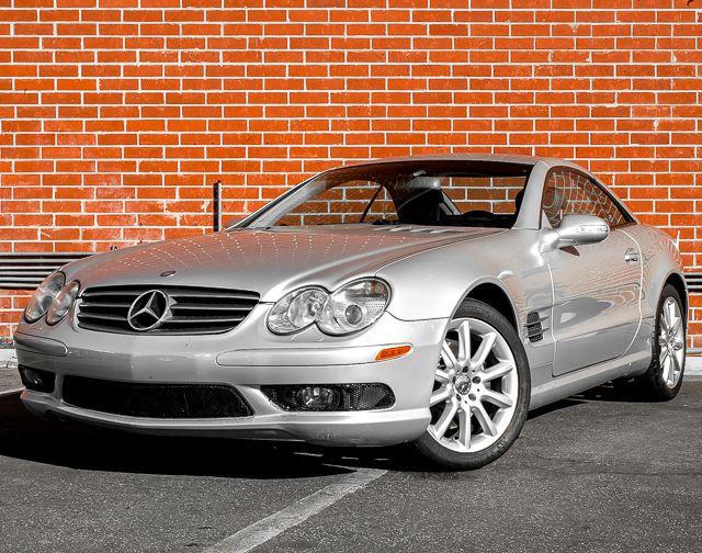 2003 Mercedes-Benz SL500 Sport Burbank, CA 1