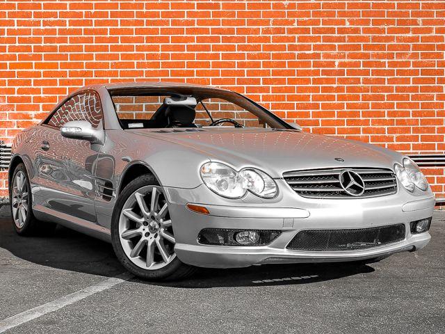 2003 Mercedes-Benz SL500 Sport Burbank, CA 2