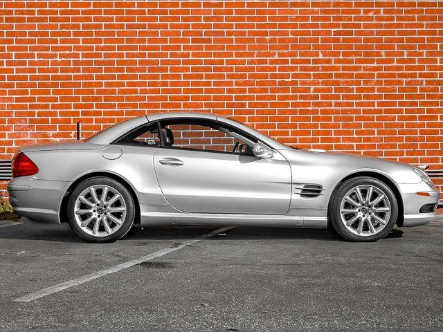 2003 Mercedes-Benz SL500 Sport Burbank, CA 6