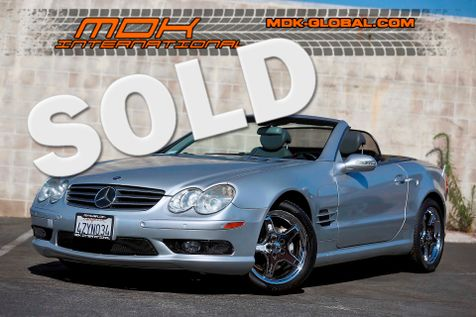 2003 Mercedes-Benz SL500 - AMG SPORT - Panoramic roof in Los Angeles
