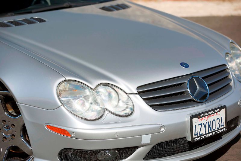 2003 Mercedes-Benz SL500 - AMG SPORT - Panoramic roof  city California  MDK International  in Los Angeles, California