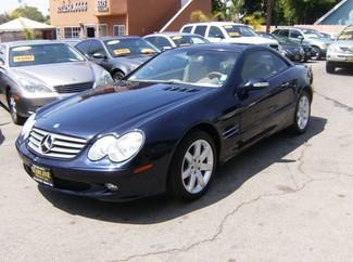 2003 Mercedes-Benz SL500 Los Angeles, CA