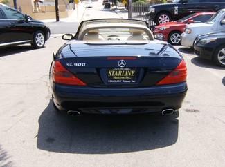 2003 Mercedes-Benz SL500 Los Angeles, CA 11