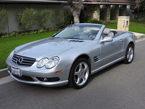 2003 Mercedes-Benz SL500 Low Miles, One Owner, California Car,  in , California