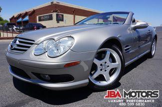 2003 Mercedes-Benz SL500 SL500 SL Class 500 Convertible AMG Sport | MESA, AZ | JBA MOTORS in Mesa AZ