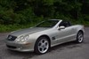 2003 Mercedes-Benz SL500 Naugatuck, Connecticut