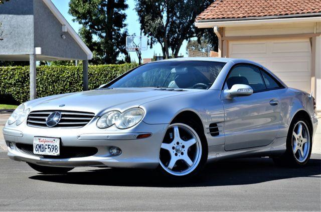 2003 Mercedes-Benz SL500 Reseda, CA 2